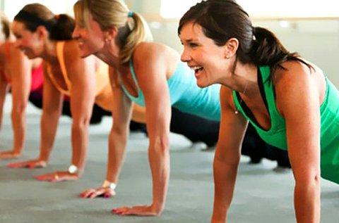Havi korlátlan bérlet csoportos fitness órákra