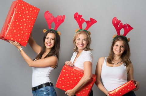Hangulatos karácsonyi fotózás 60 percben