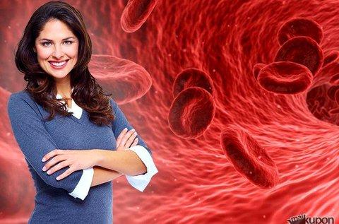 Élő vércsepp analízis ételallergia teszttel