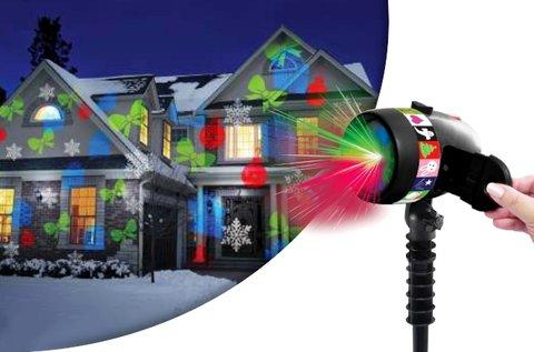 Laser Shower mozgó lézerfény rendszer