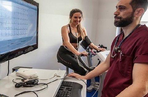 Kardiológiai vizsgálat szakorvosi kiértékeléssel