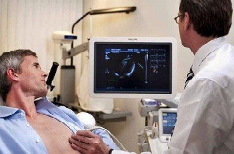 Kardiológiai kivizsgálás szívultrahanggal