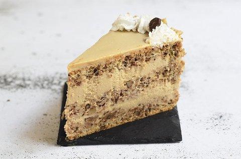 Fenséges 8 szeletes mindenmentes torták
