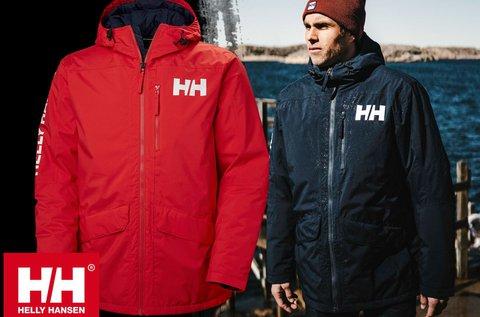 Helly Hansen Active Fall 2 parka kabát férfiaknak