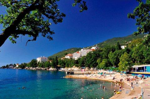 5 napos csodás üdülés a horvátországi Lovranban