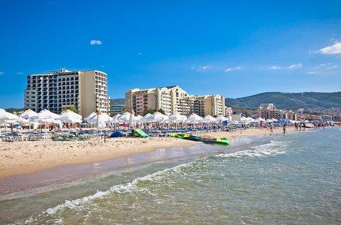 All inclusive nyaralás a bolgár Naposparton