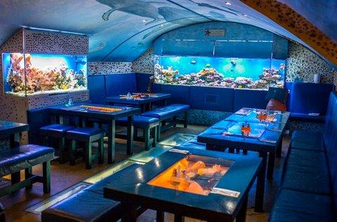 Ebéd vagy vacsora 2 főre a Dzsungel Étteremben
