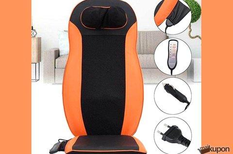 Relax masszázs ülésbetét 3 féle programmal