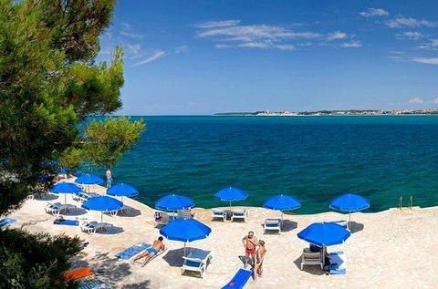 6 napos gondűző nyaralás 3 főre Horvátországban