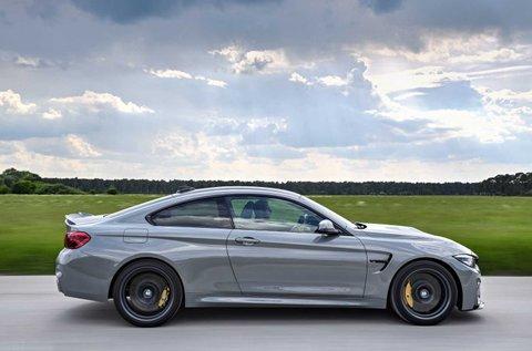 12 kör száguldás egy limitált kiadású BMW-vel