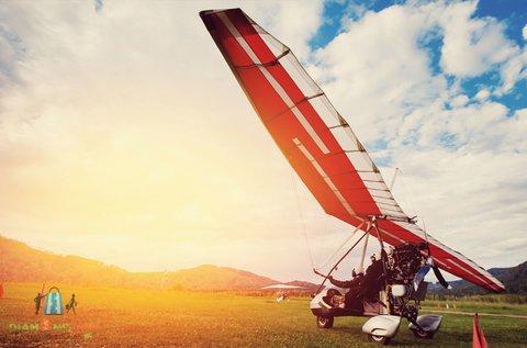 Emelkedj a levegőbe motoros sárkányrepülővel!