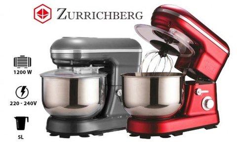Zurrichberg konyhai robotgép 5 l-es keverőtállal