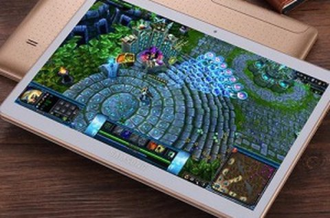 10 colos GPS tablet navigációs szoftverrel
