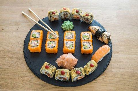 Különleges, 32 db-os sushi szett a Sushi Masterben