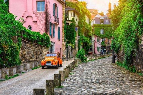Hosszú hétvége a romantika városában, Párizsban