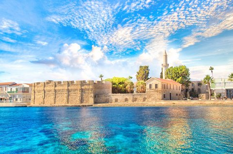 8 napos nyaralás festői környezetben Cipruson