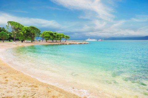 Hűsítő nyári napok Crikvenica tengerpartján