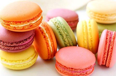 Macaron készítő kurzus organikus alapanyagokkal