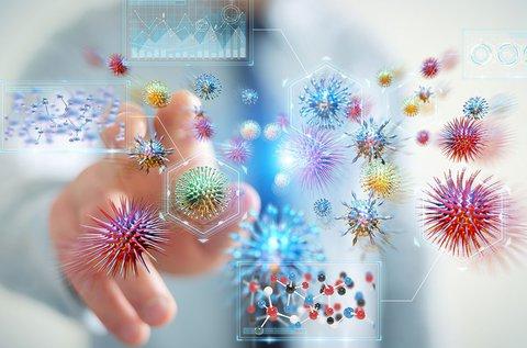 Mikrobiológiai szennyezettségmérés
