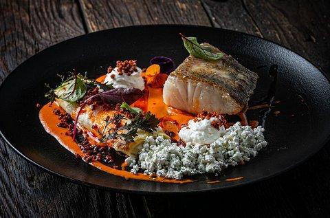 Romantikus gourmet vacsora a Gellért-hegyen