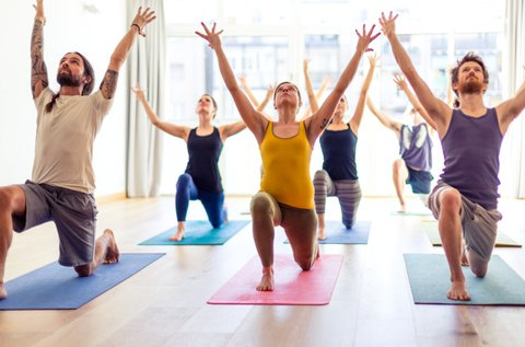 5 alkalmas jógabérlet a testi-lelki frissességért