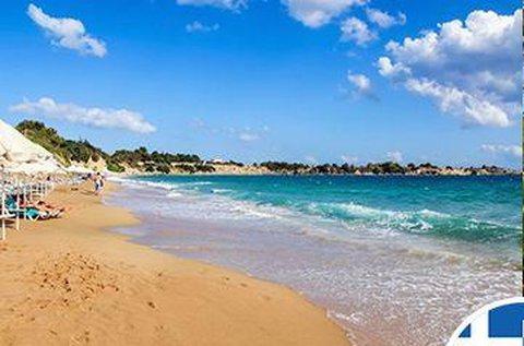 1 hetes nyaralás Evia vadregényes szigetén
