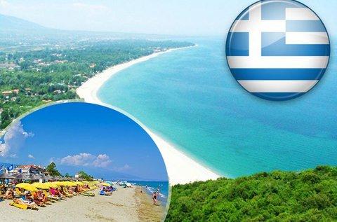 Napfényes vakáció a görög tengerparton