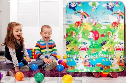 150x180 cm-es gyermek játszószőnyeg