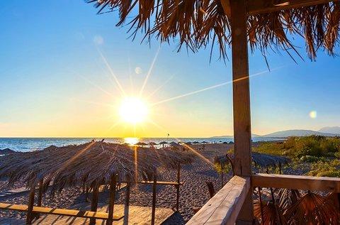 8 napos mesés vakáció Ulcinj tengerpartján