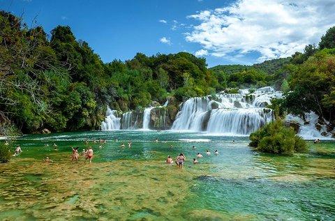 Nyári utazás 1 főre Zadarba és a Plitvicei-tavakhoz