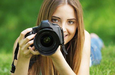 4 órás egyéni fotós kurzus online oktatással