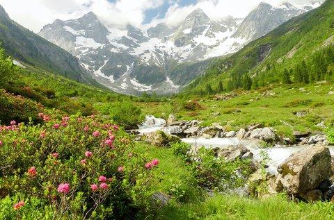 4 napos családi kirándulás az osztrák hegyekben