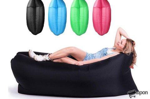 Pumpa nélkül felfújható Lazy Bag kanapé