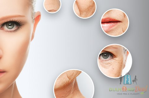 Mezoterápiás arcfiatalítás hyaluron hatóanyaggal