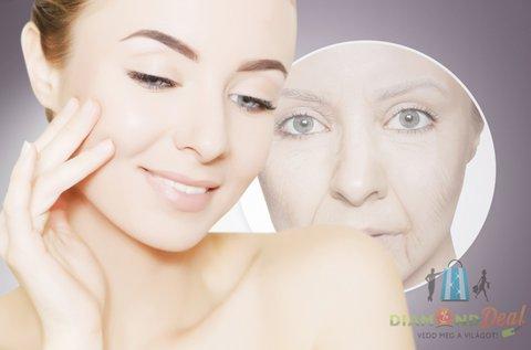 Lézeres arcbőr fiatalítás hyaluronsavval