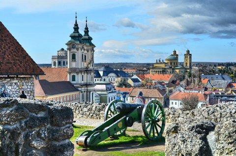Családi pihenés a történelmi múltú Egerben