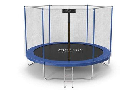 Jumi Motion külső hálós trambulin létrával