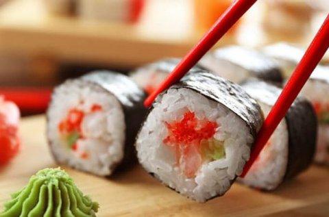 Alap sushikészítő tanfolyam kezdőknek