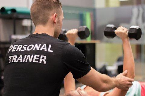 6x1,5 órás személyi edzés
