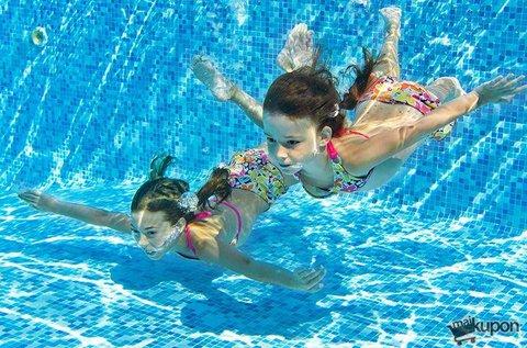 Napközis úszótábor gyermekeknek Csömörön