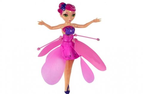 Repülő tündér játék kislányoknak