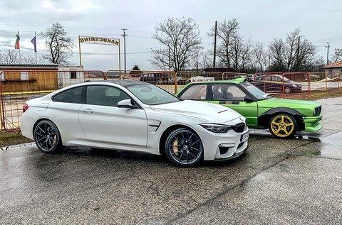 Száguldj limitált szériás BMW-vel 3 körön át!