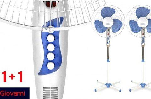 1+1 db Giovanni álló ventilátor