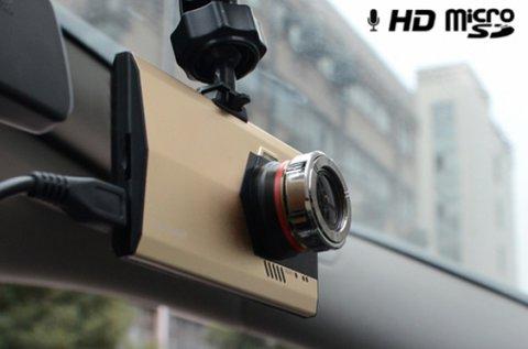 Ultra vékony FullHD autós útvonalrögzítő kamera