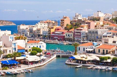 All inclusive vakáció a napsütéses Krétán repülővel