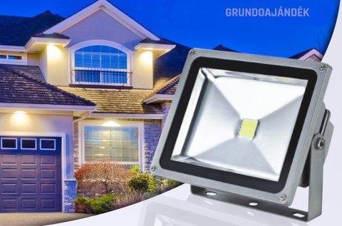 10 W-os hidegfehér LED technológiás reflektor