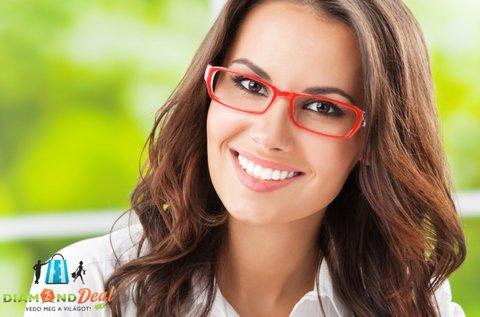 Szemüveg készítése látásellenőrzéssel