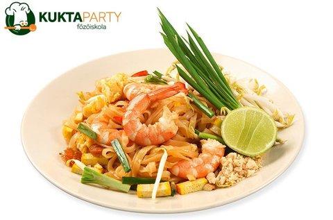 Főzőkurzus a thai konyha szerelmeseinek