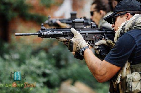 75 lövéses csomag 6 különleges fegyverrel