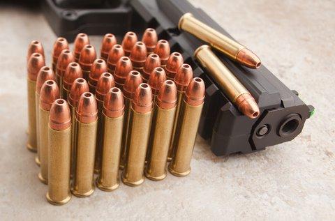 150 lövés 3 választható fegyverrel
